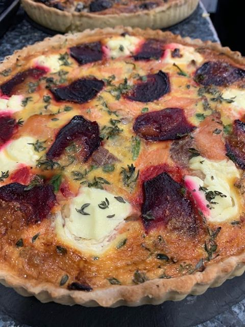 Whole Quiche - pre-order