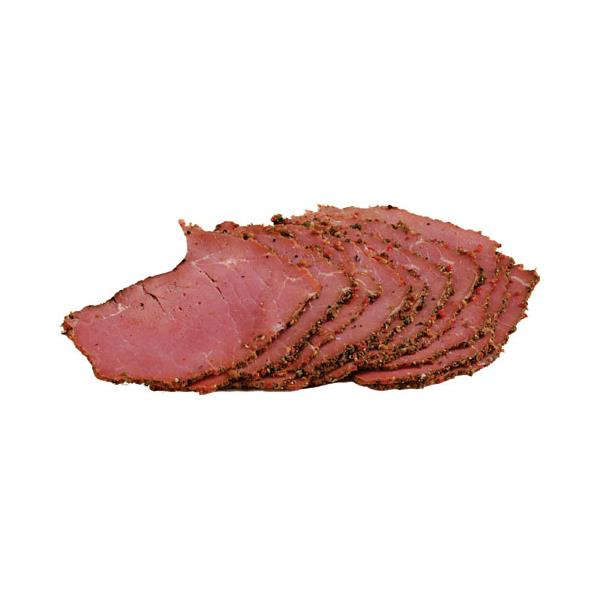Pastrami - Sliced 250g (nom)