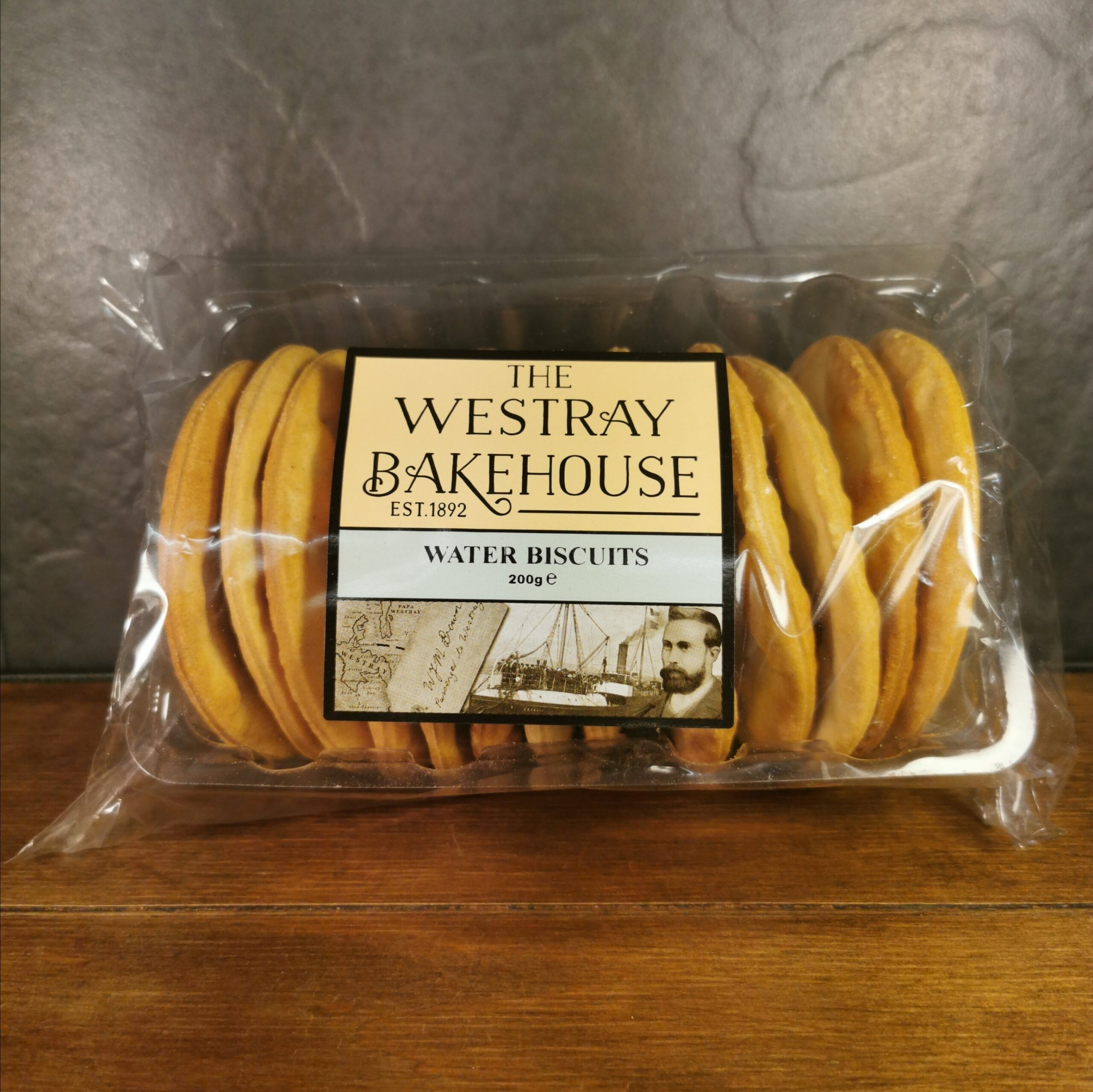 Westray Water Biscuits 200g