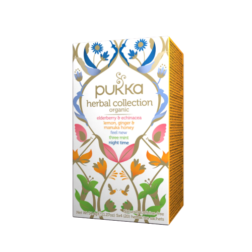 Pukka Herbal Collection Tea (20 sachets)